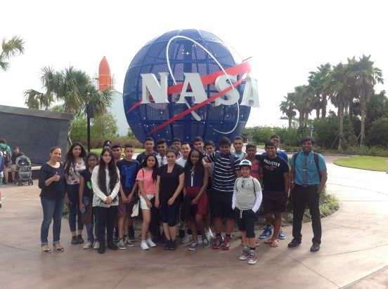Day 3- Independence Day/Kennedy Space Centre